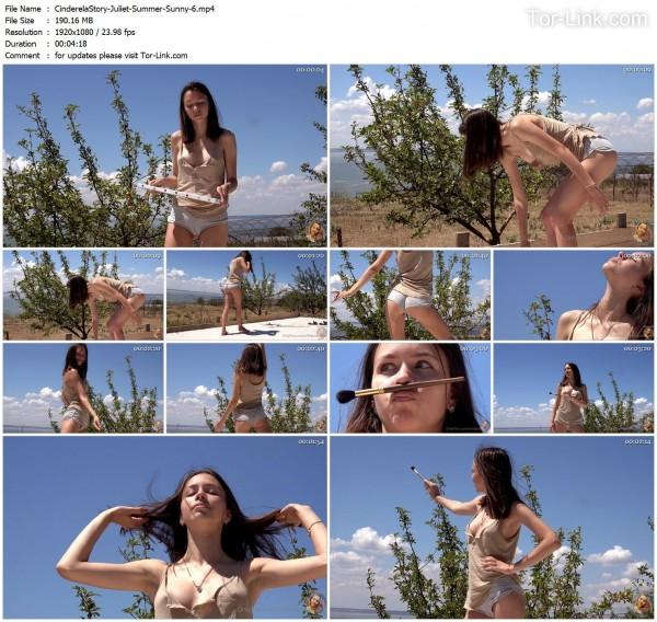 CinderelaStory Juliet Summer Sunny 6.mp4