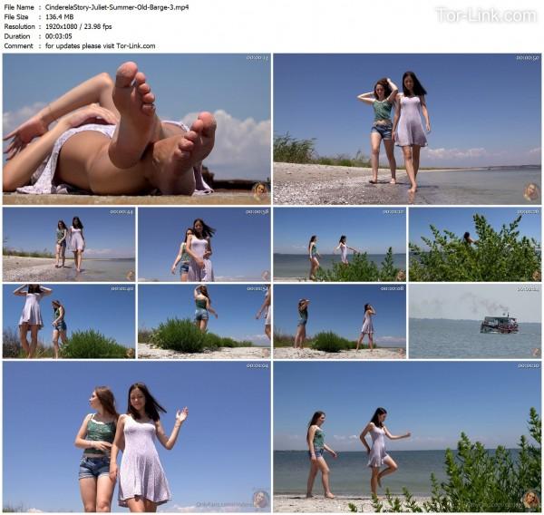 CinderelaStory Juliet Summer Old Barge 3.mp4