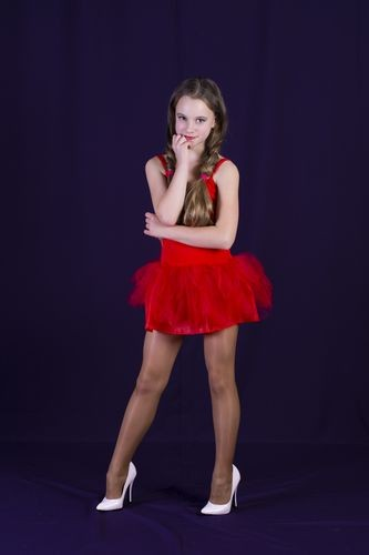 Brima Hina Red Anime Dress set 134